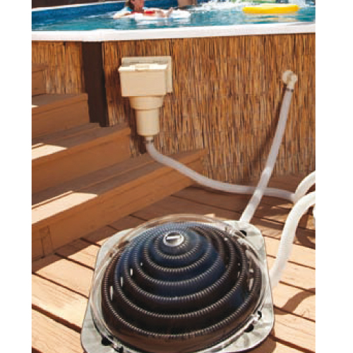 Above Ground Pool Heating