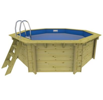 Plastica Eco Wooden Pools