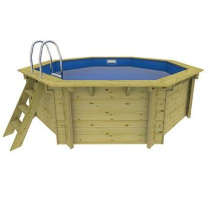 Plastica Eco Wooden Pools