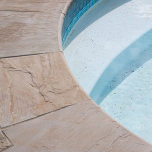 Coping Stones & Paving - Swimming Pool - 1st Direct Pools