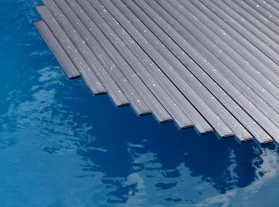 Slatted Automatic Pool Covers