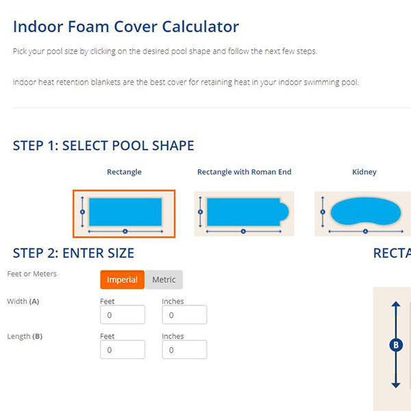 Swimming pool covers rollers online uk 1st direct - Swimming pool evaporation rate calculator ...