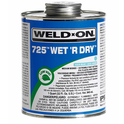 Swimming Pool Adhesives & Lubricants