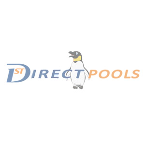 Criss Cross 4'-5' Spacing Winter Debris Pool Cover with Deck Flush Fixings