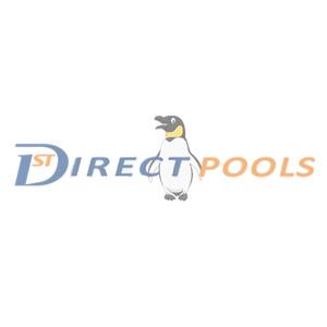 Criss Cross 4'-5' Spacing Winter Debris Pool Cover (no fixings) per sq ft