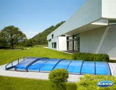 Casablanca Infinity Pool Enclosure