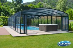 Casablanca Pool Enclosure