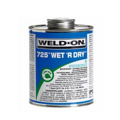 Wet R Dry 250ml for PVC / ABS