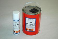 Underlay Adhesive - 500ml spray can