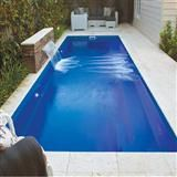 Harmony One Piece Pool 7m x 2.9m  Crystal Blue