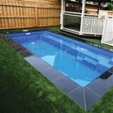 Harmony One Piece Pool 6m x 2.9m Sapphire Blue