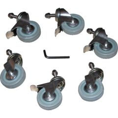 Pack of 6 x Reel Easy Castor New Type