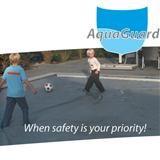 AquaGuard Safety Cover - Under Mount Track & Pit Motor with Slab Tray & Bracket
