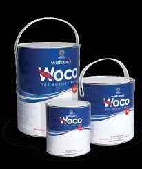 Chlorinated Rubber Paint - White (5Ltrs)