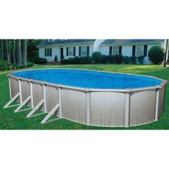 Ambassador 24' x 12' Oval Above Ground Pool