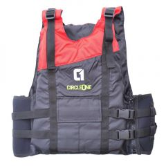 Circle One 50N Adult Adjustable Buoyancy Aid PFD with Side Zip