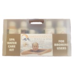 Bromine Spa Kit