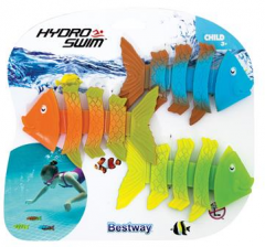 Bestway Hydro Swim Squiggle Wiggle Dive Fish