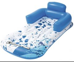 Bestway Hydro-Force Cool Blue Lounge