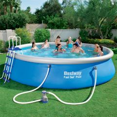 Bestway Fast Set Splasher Pool
