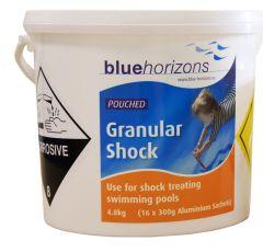 Granular Shock Pouches 4.8kg (16x 300g sachets)