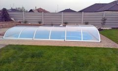 Dallas Swimming Pool Enclosure