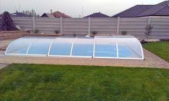 Dallas Swimming Pool Enclosure