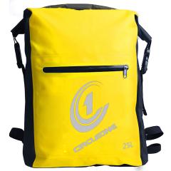 Circle One - Waterproof Dry Bag 25 litre Backpack Rucksack Style – Zip Pocket