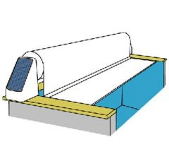 Ecotop - Slatted Pool Cover