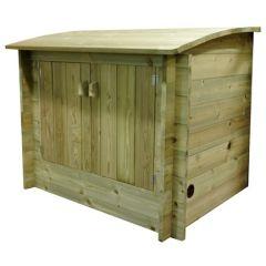 Standard Wooden Pool Plant Enclosure