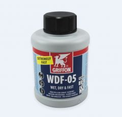 Griffon Glue 250ml for PVC / ABS
