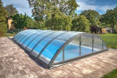 Klasik Swimming Pool Enclosure