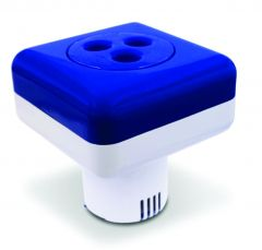 Large Deluxe Floating Chemical Dispenser Square
