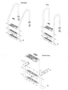 Ladder Spares