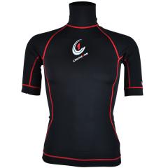 Circle One Lycra Short Sleeve Men's Rash Vest