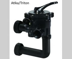 Tagelus/Triton Multiport Valves