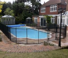 Fibreglass Pool Safety Fence