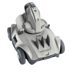 Manga X Rechargeable Robotic Pool Cleaner