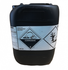 Sodium Hypochlorite 10/11% with Calgon Liquid Chlorine
