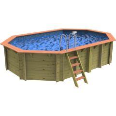 Belgravia Wooden Pool