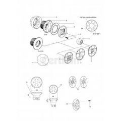 Swimming Pool Inlet Spares