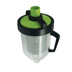 Leaf Canister for Suction Pool Cleaners