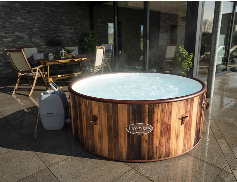 Caring for Your Lay-Z-Spa: Guide to Hot Tub Chemicals