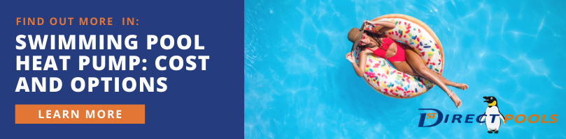 Swimming Pool Heat Pump: Cost and Options Banner